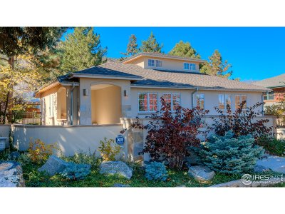 Boulder Single Family Home For Sale: 771 7th St