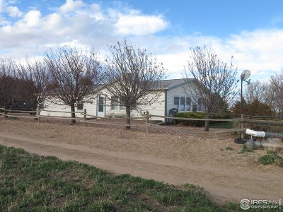 Eaton Farm & Ranch For Sale: 36250 County Road 49