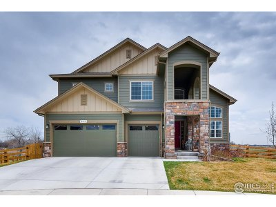 Fort Collins Single Family Home For Sale: 2615 Palomino Ct