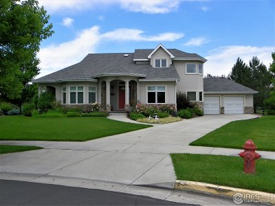Weld County Single Family Home For Sale: 518 Pelican Cv