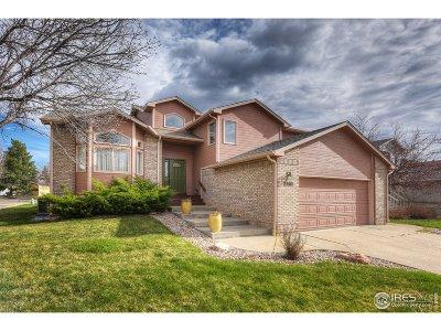 Boulder Single Family Home For Sale: 2303 Vineyard Pl