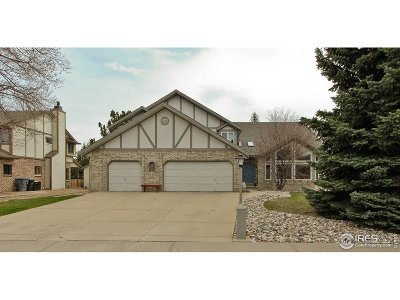 Longmont Single Family Home For Sale: 1172 Columbia Dr