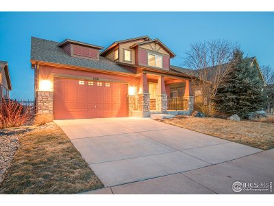 Fort Collins Single Family Home For Sale: 1014 Burrowing Owl Dr