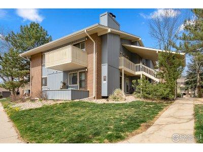 Boulder Condo/Townhouse For Sale: 2800 Kalmia Ave #C208