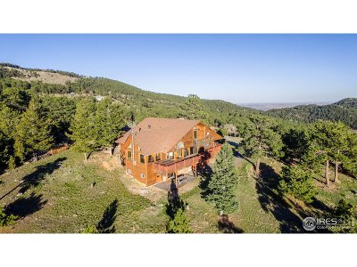 Boulder Single Family Home For Sale: 324 Leonards Rd