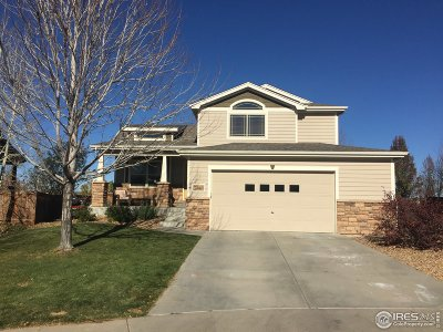 Greeley Single Family Home For Sale: 7307 W 20th St Rd