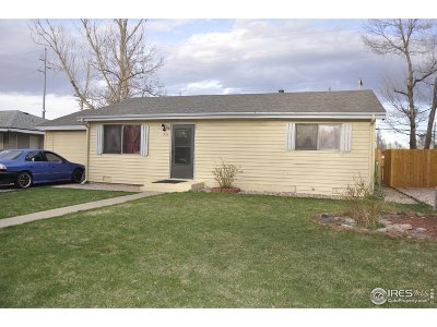 Greeley Single Family Home For Sale: 332 25th Ave