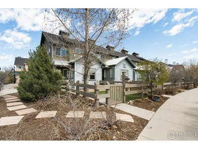 Lafayette Condo/Townhouse For Sale: 2600 Stonewall Ln