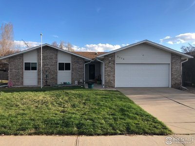 Weld County Single Family Home For Sale: 5718 W 17th St