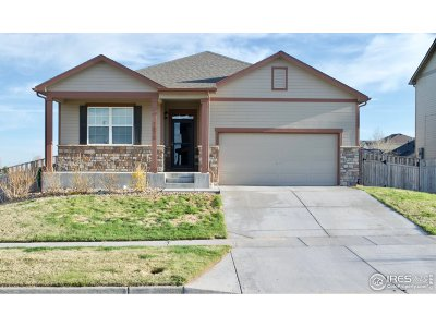 Weld County Single Family Home For Sale: 1670 Jade Ave