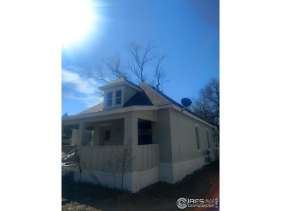 Greeley Multi Family Home For Sale: 1320 10th St
