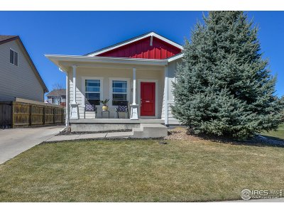 Weld County Single Family Home For Sale: 839 Cliffrose Way