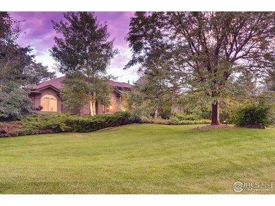 Longmont Single Family Home For Sale: 9071 Fieldcrest Ln