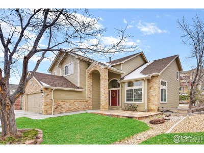 Broomfield Single Family Home For Sale: 264 Berthoud Trl