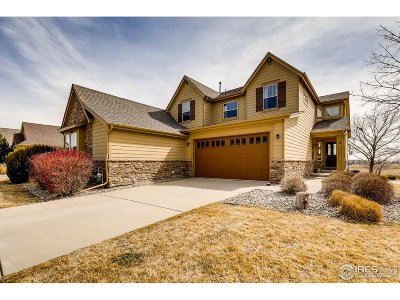 Longmont Condo/Townhouse For Sale: 2304 Calais Dr #A