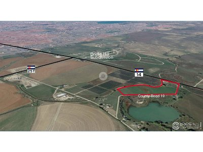 Fort Collins Farm & Ranch For Sale: 8850 E State Highway 14