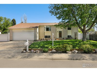 Arvada Single Family Home For Sale: 12033 W 71st Ave