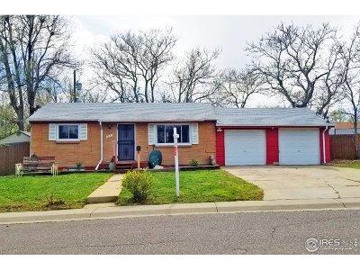 Denver Single Family Home For Sale: 7931 Grace Ct