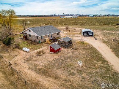 Kersey Single Family Home Active-Backup: 26990 County Road 56