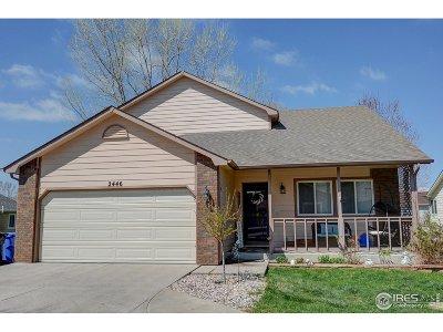 Loveland CO Single Family Home For Sale: $359,900