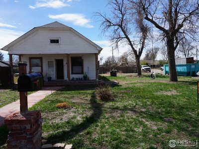 Greeley Single Family Home For Sale: 232 14th St