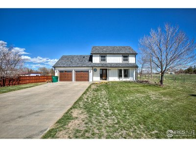 Fort Collins CO Single Family Home For Sale: $575,000