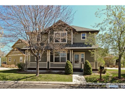 Longmont Single Family Home For Sale: 1304 Carriage Dr