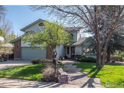 Boulder Single Family Home For Sale: 10 Pawnee Dr