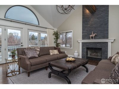 Boulder Single Family Home For Sale: 2363 Keller Farm Dr