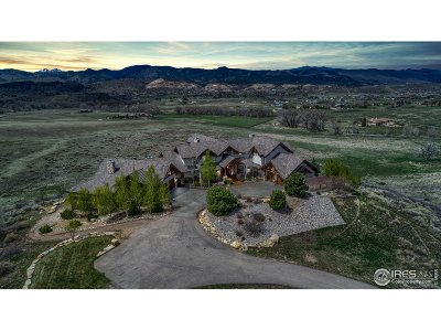 Loveland Single Family Home For Sale: 4650 Indian Creek Rd