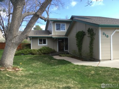 Single Family Home For Sale: 318 Bowline Ct