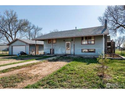 Nunn Single Family Home For Sale: 526 Lincoln Ave