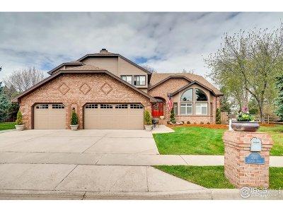 Longmont Single Family Home For Sale: 2011 Diamond Dr