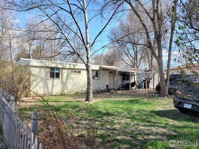 Greeley Multi Family Home For Sale: 4247 Grand Teton Rd