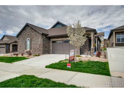 Arvada Condo/Townhouse For Sale: 8625 Rogers Way #B
