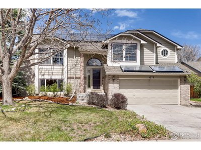 Broomfield Single Family Home For Sale: 1672 Emerald St