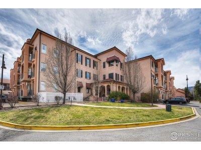 Boulder Condo/Townhouse For Sale: 4500 Baseline Rd #2202