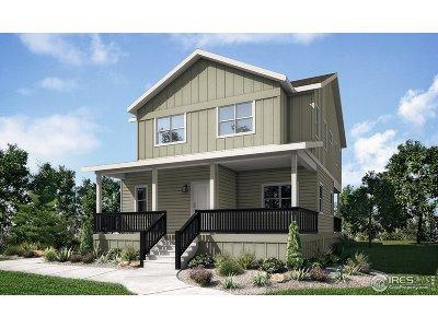 Loveland Single Family Home For Sale: 1467 Gard Dr