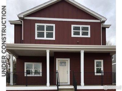 Loveland Single Family Home For Sale: 1525 Gard Dr