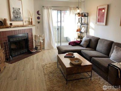 Boulder Condo/Townhouse For Sale: 4660 White Rock Cir #2