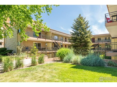 Boulder Condo/Townhouse Active-Backup: 830 20th St #103