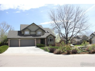 Fort Collins Single Family Home For Sale: 4424 Irongate Ct