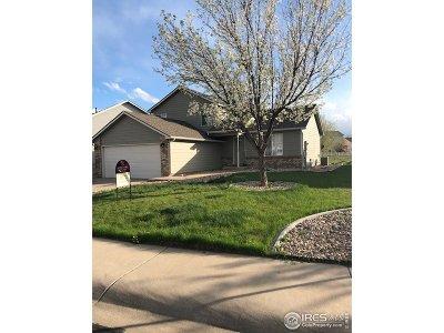 Greeley Single Family Home For Sale: 523 N 28th Ave Ct