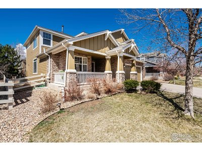 Broomfield Single Family Home For Sale: 14113 Roaring Fork Cir