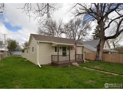 Lafayette Single Family Home For Sale: 501 E Baseline Rd