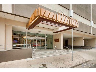 Denver Condo/Townhouse For Sale: 1777 Larimer St #1108