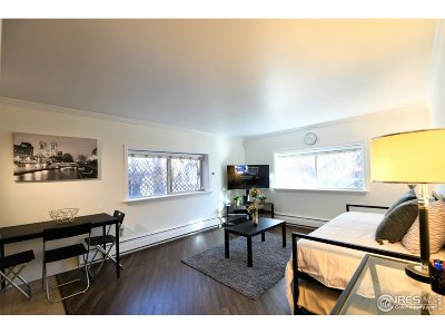 Denver Condo/Townhouse For Sale: 1327 Steele St #102