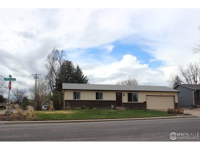 Loveland Single Family Home For Sale: 3301 N Douglas Ave