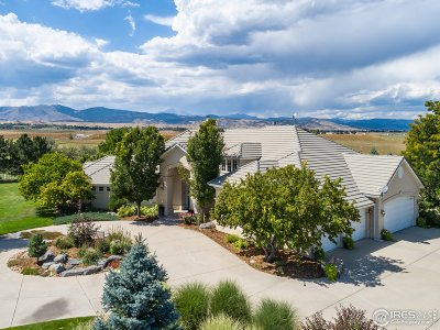 Niwot Single Family Home For Sale: 7445 Deerfield Rd