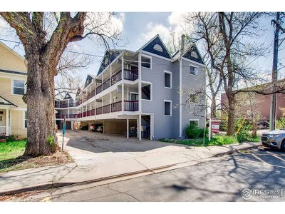 Boulder Condo/Townhouse For Sale: 1830 22nd St #4
